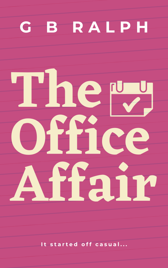The Office Affair short story cover image