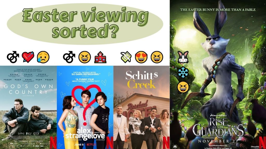 What to watch over Easter