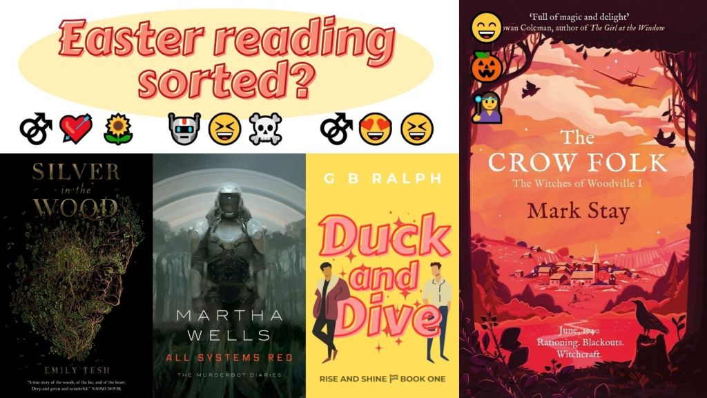 What to read over easter
