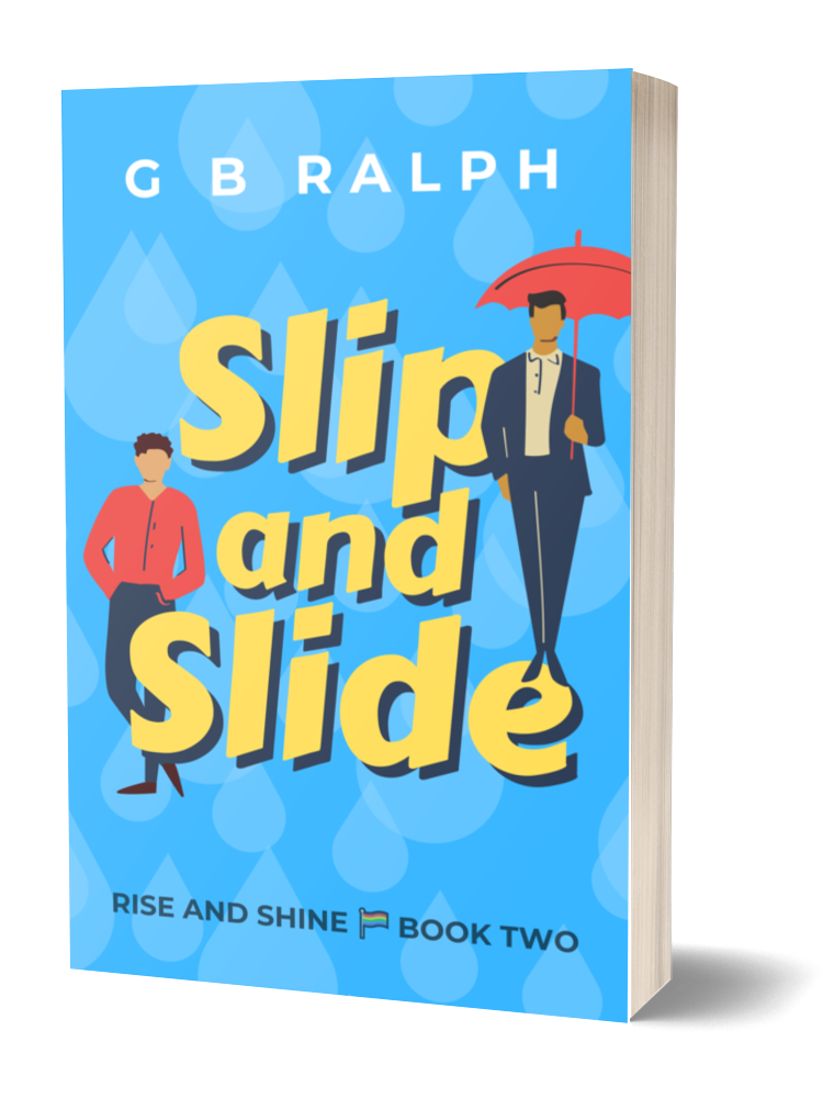 Rise and Shine – Book Two – Slip and Slide cover image