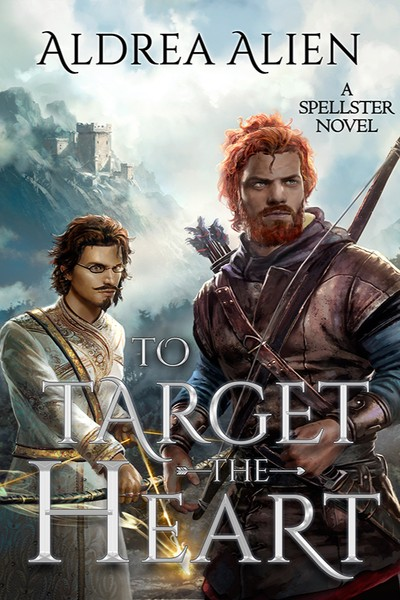 To Target the Heart by Aldrea Alien book cover image