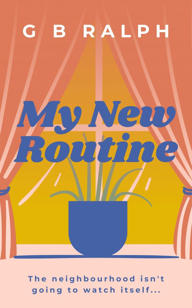 My New Routine short story cover image