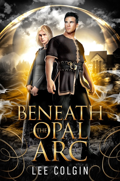 Cover image: Beneath the Opal Arc by Lee Colgin
