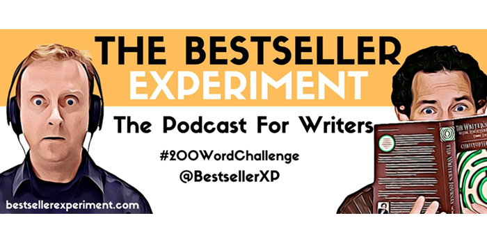 The Bestseller Experiment - The Podcast for Writers banner